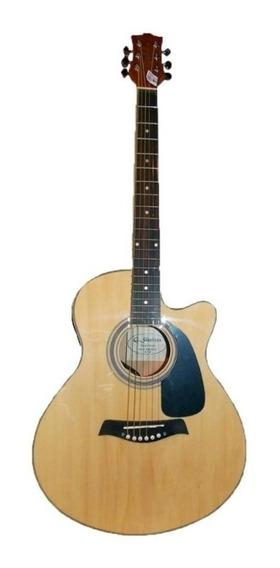 Guitarra Electroacustica G-shelter! Oferta! Envío Gratis!!