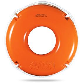 Boia Circular Classe 3 - 50 Cm Ativa Homologado Barco Lancha