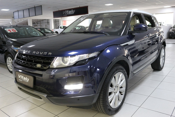 Land Rover Evoque Prestige Pack Tech !!!! 2014!!! Teto Solar