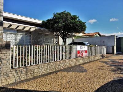 Casa Com 3 Dormitórios À Venda, 162 M² - Ponte Preta - Campinas/sp - Ca5776