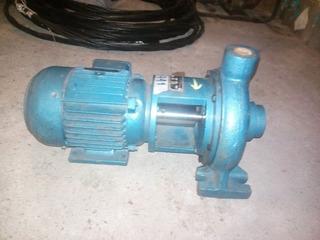 Bomba Centrifuga De Agua Trifasica 3815 1hp