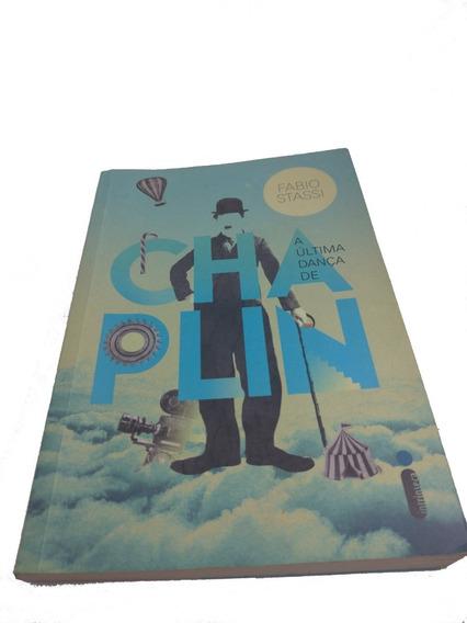 Livro A Ultima Danca De Chaplin Perfeito Estado