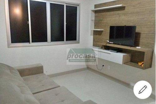 Apartamento Com 3 Dormitórios À Venda, 70 M² Por R$ 294.000,00 - Dom Pedro - Manaus/am - Ap3360