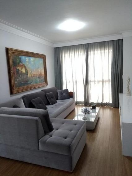 Apartamento Com 3 Dormitórios À Venda, 104 M² - Urbanova - São José Dos Campos/sp - Ap2104