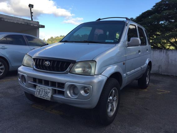 Toyota Terios Automática 2005