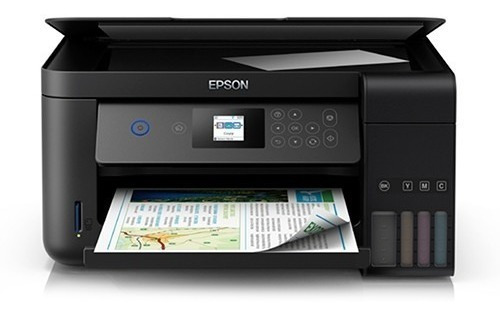 Impresora Epson Ecotank L4160 Multifuncional Wifi Sic