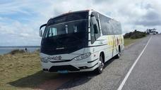 Alquier Omnibus Micro Traslados Excursiones Viajes Paseos