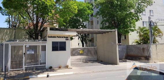 Apartamento Com 2 Dormitórios À Venda, 51 M² - Jardim Santa Izabel - Hortolândia/sp - Ap6694