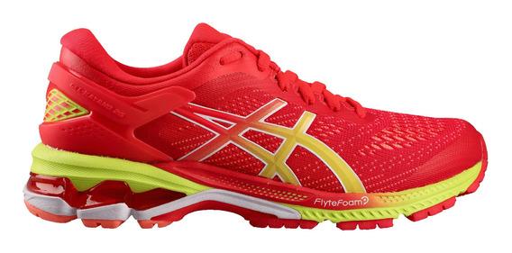 Zapato Asics Correr Gel-kayano 26 Shine Mujer