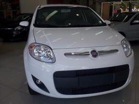 Fiat Nuevo Palio Attractive 1.4 5p 2017 Blanco Nafta Kpm