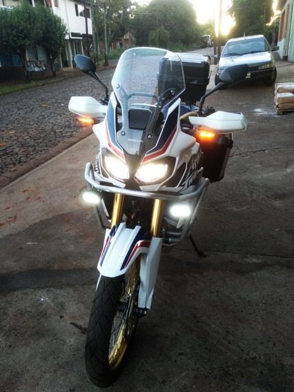 Honda Africa Twin Crf 1000 Cc Impecavel