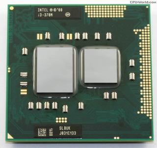 Intel® Core¿ I3-370m Processor