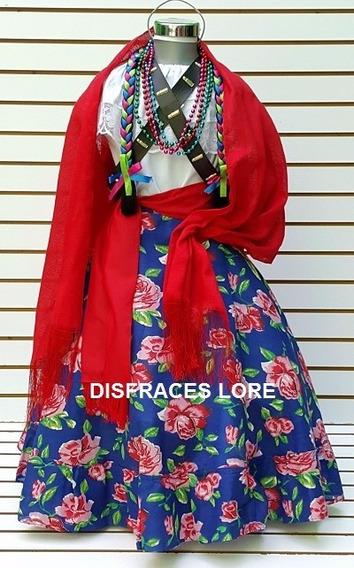 Vestido De Adelita Para Niña En Mercado Libre México