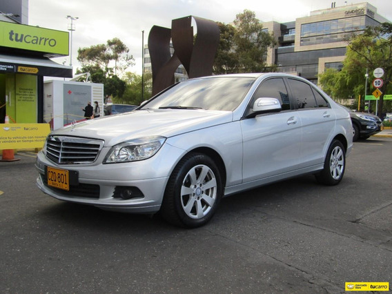 Mercedes Benz Clase C 180 Mt 1800