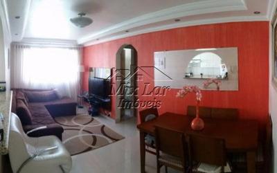 Apartamento No Bairro Cidade Das Flores - Osasco Sp, Com 58 M², Sendo 2 Dormitórios, Sala, Cozinha, Banheiro E 1 Vaga De Garagem