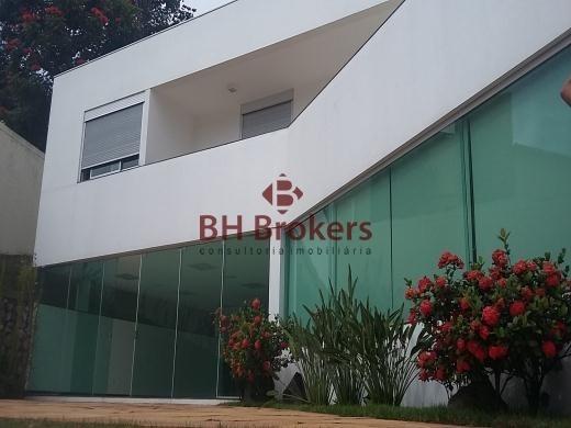 Casa Moderna E Nova, Para Alugar No Mangabeiras - 13904