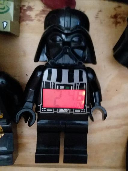 Star Wars Lego Reloj Despertador
