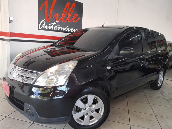 Nissan Grand Livina 7 Lugares 1.8 Manual 5p Flex Impecável