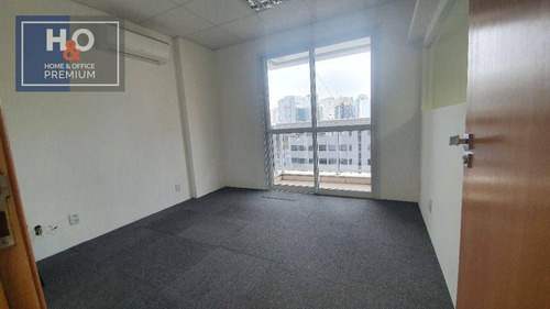 Imagem 1 de 11 de Conjunto Para Alugar, 45 M² 2 Salas - Vila Olímpia - São Paulo/sp - Cj0242