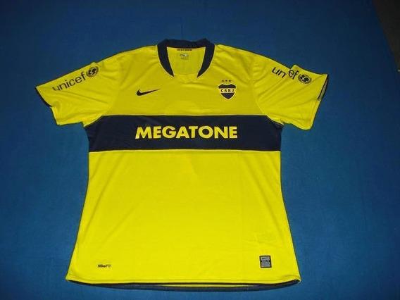 Camiseta Boca Jrs 2008 Utileria