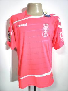 Camisa Oficial Real Oviedo Espanha 2015 Away Hummel Gg Xl