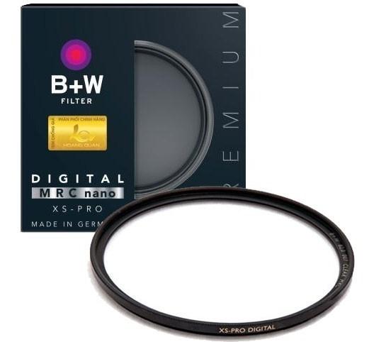 Filtro Uv 77mm B+w - O Melhor Filtro Uv Do Mercado