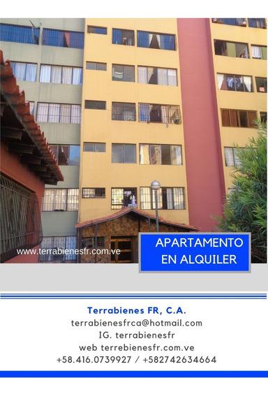 Alquiler Apartamento En Av. Las Américas