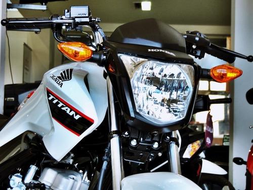 Honda Cg Titan 0km 2021 Retira En El Dia!!!  Power Bikes