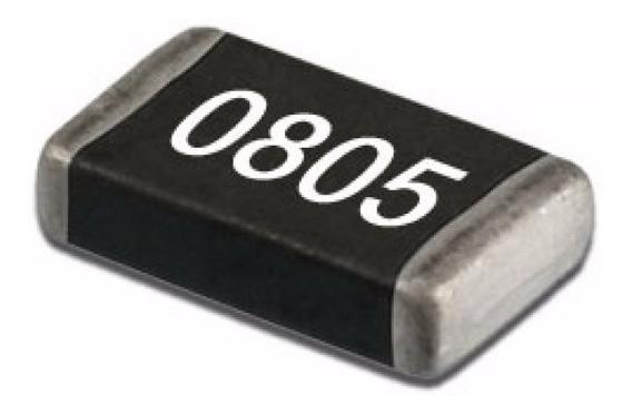 Combo 500pçs Resistor Smd 0805 - Diversos Valores