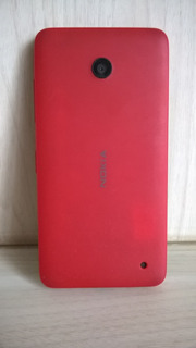 Celular Nokia Lumia 630 Funcionando 100 % Tela Quebrada