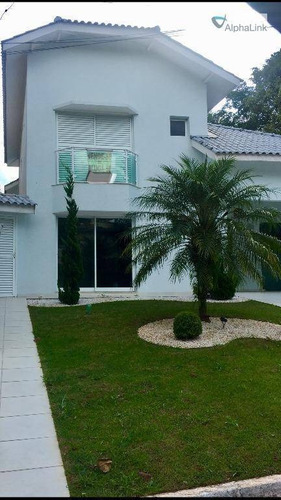 Imagem 1 de 20 de Casa Com 3 Dormitórios À Venda, 210 M² Por R$ 1.800.000,00 - Alphaville - Santana De Parnaíba/sp - Ca0323