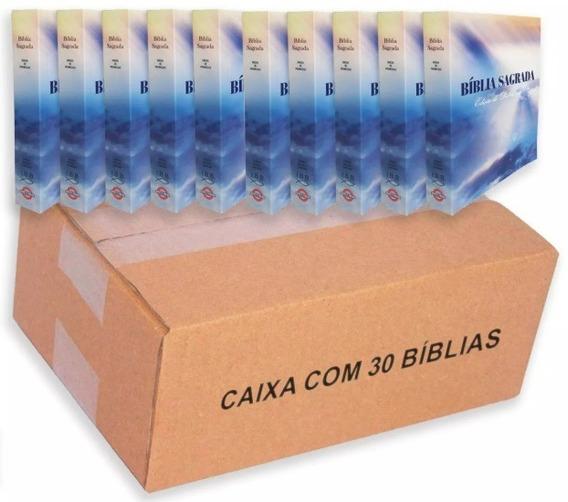 Bíblia Sagrada Almeida Revista E Corrigida Com 30