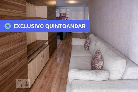 Studio No 5º Andar Com 1 Dormitório E 1 Garagem - Id: 892948266 - 248266