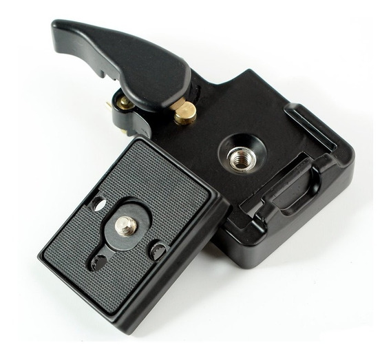 Plate Engate Rápido Plate Quick Release P/ Tripe Gimbal