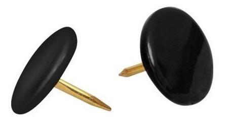 Chinches Color Negro, 100 Pz Fiero 41251