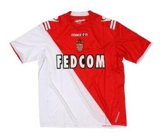 2010-2011 Jersey Monaco De Francia