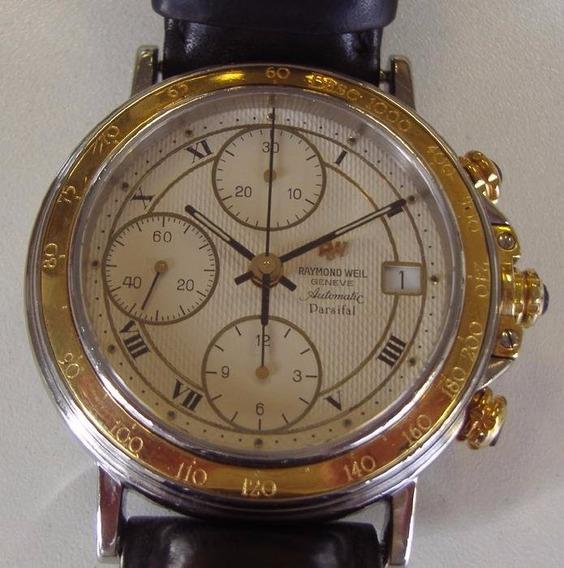 Raymond Weil Automatic 7789 12 Vezes S/ Juros