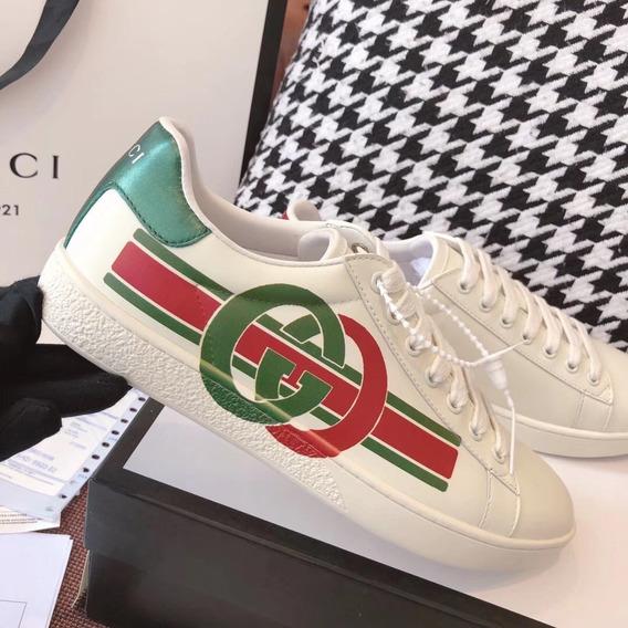 Tênis Gucci Ace 52