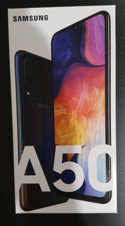 Samsung Galaxy A50 128 Gb Negro