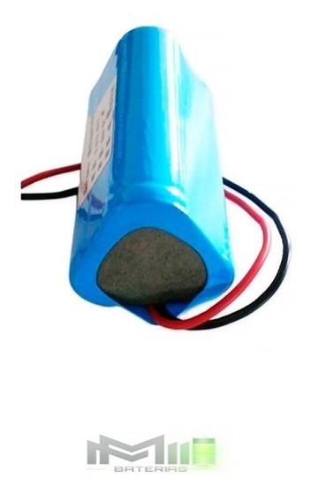 Bateria 10.8v 11.1v 3*18650 2200mah 3s Li-ion Pack Sem Pcb