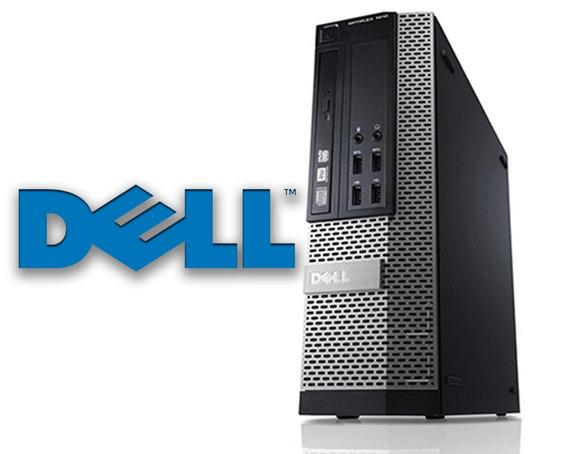 Cpu Dell Optiplex 990 Core I5-2400 Windows 10 Pro 4gb 500gb