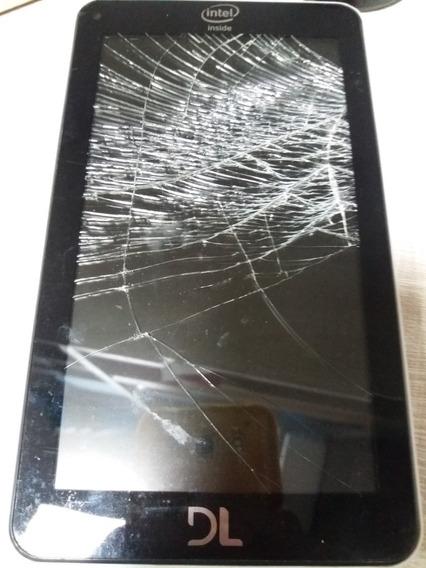 Tablet Dl Tp266 - Defeito