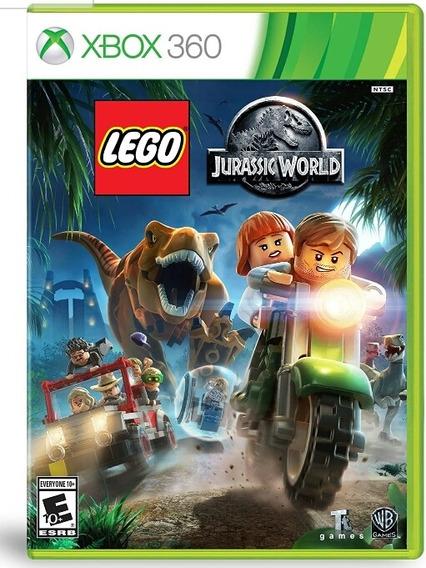 Lego Jurassic World Xbox 360 Mídia Digital,+ Forza Horizon 2