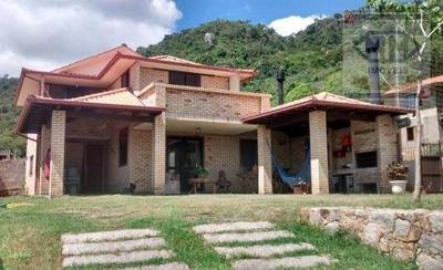 Casa Residencial À Venda, Ingleses, Florianópolis. - Ca0788
