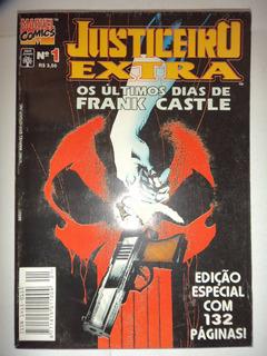 Justiceiro Extra 1 Os Ultimos Dias De Frank Castle Excelente