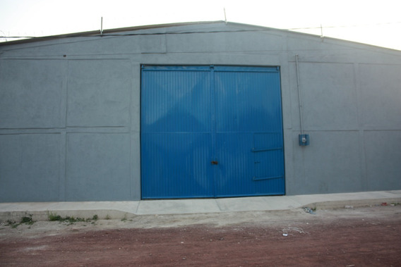 Rento Bodega Amplia, Ejidos De Tulpetlac Ecatepec