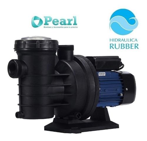 Imagen 1 de 6 de Bomba Autocebante Pool 40 Pearl 1/3  Hp Hidraulica Rubber