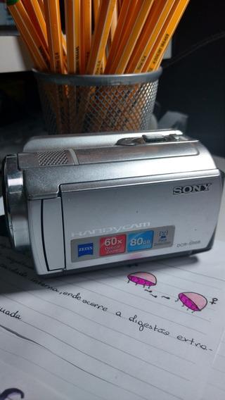 Câmera Sony Hd 80gb Dcr-sr68