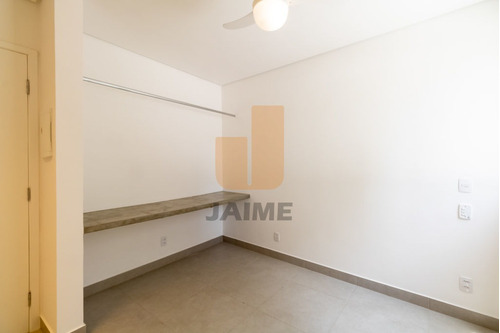 Apartamento Para Locação No Bairro Campos Elíseos Em São Paulo - Cod: Ja18298 - Ja18298