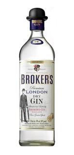 Gin Brokers Gin Ingles Oferta Envio Gratis Caba